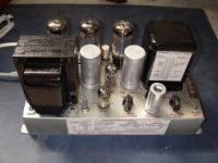 AMI VALVE AMPLIFIER RESTORED