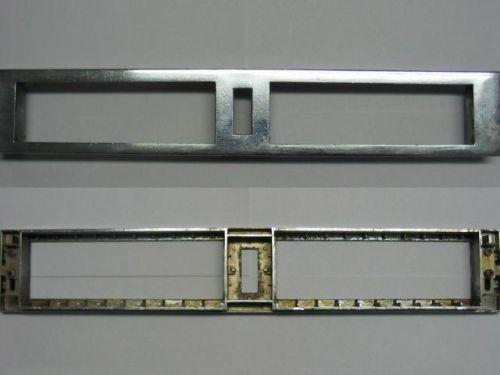Selector key casting for a Seeburg L100.