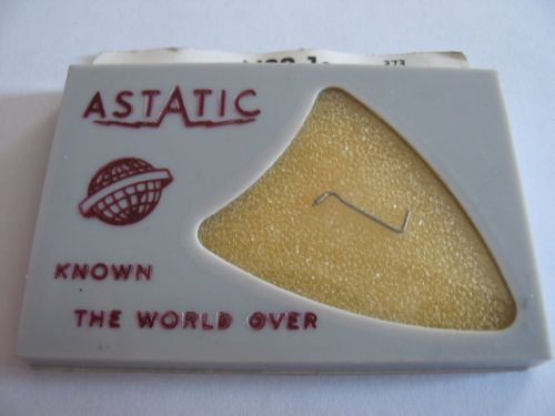 Stylus Astatic 78rpm.